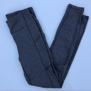 lululemon Speed Up Leggings Gray Size 4